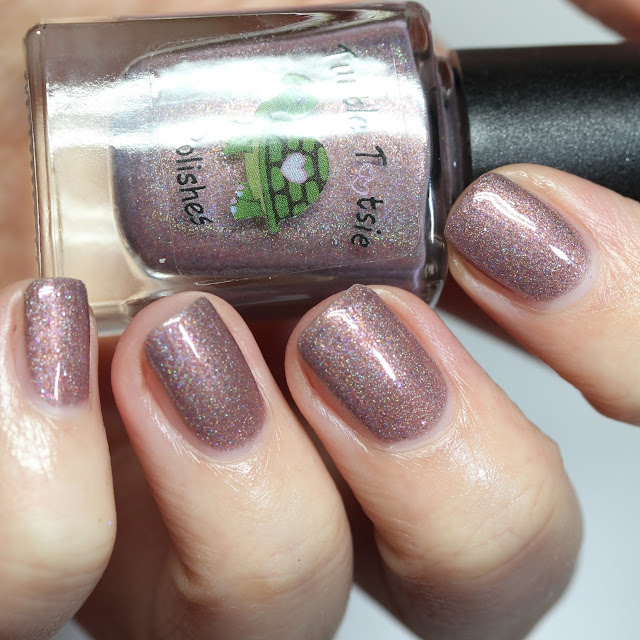 Turtle Tootsie Polishes Gone Squatchin