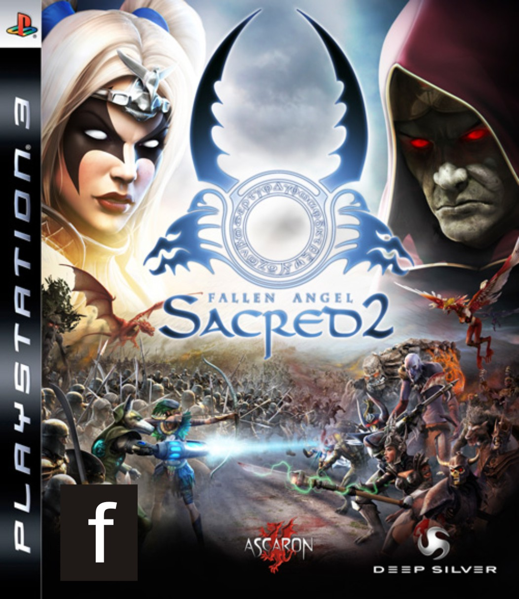 Sacred 2 Fallen Angel (Eur) PS3 ISO Games - Free Download PC