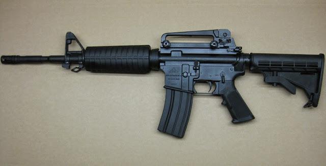 Recuperan fusil M-16 había sustraído por militar de la Quinta Brigada en Barahona.