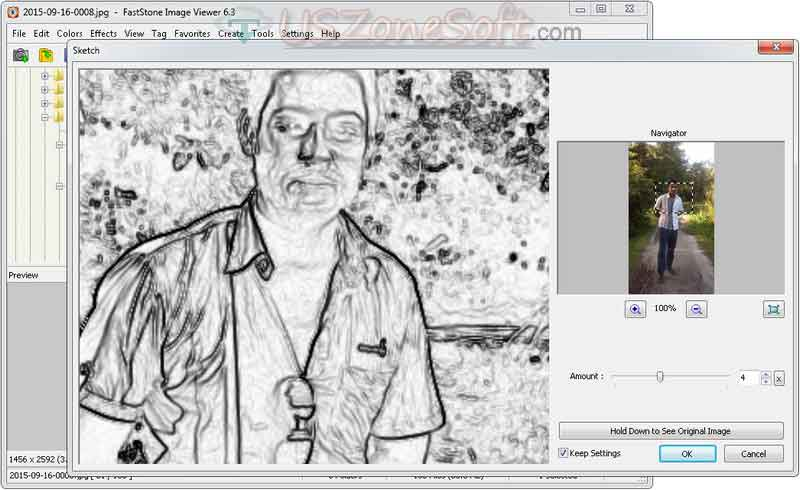 FastStone Image Viewer screen 3