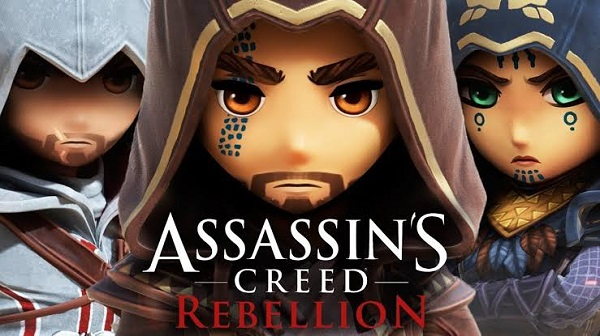 Assassin's Creed Rebellion Mod Apk