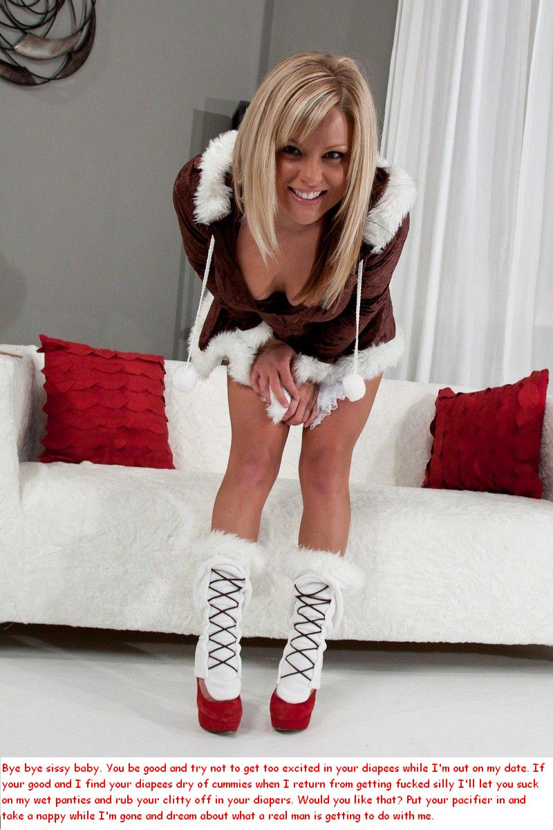 Total Domination of A Sissy Baby: January 2012