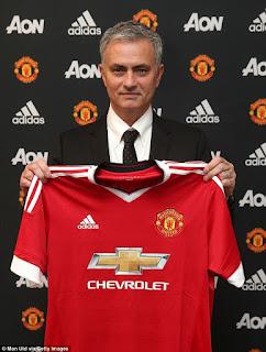 Mourinho will help Manu