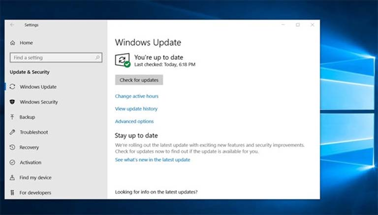 Tersedia Pembaruan Windows 10 October 2018 Update Menjadi Build 17763.168