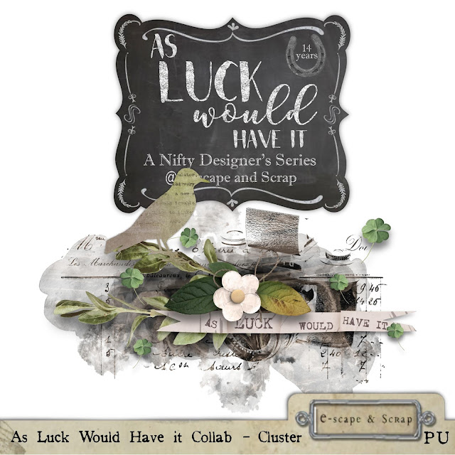 G&T Designs - As Luck Would Have It Collab, Add-on & Freebies