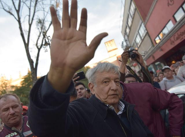 Habla López Obrador pide a SEDENA investigar accidente aéreo que provocó 14 muertos en Oaxaca