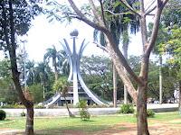 Taman Merdeka Kota Metro, Di Jantung Kota Yang Indah