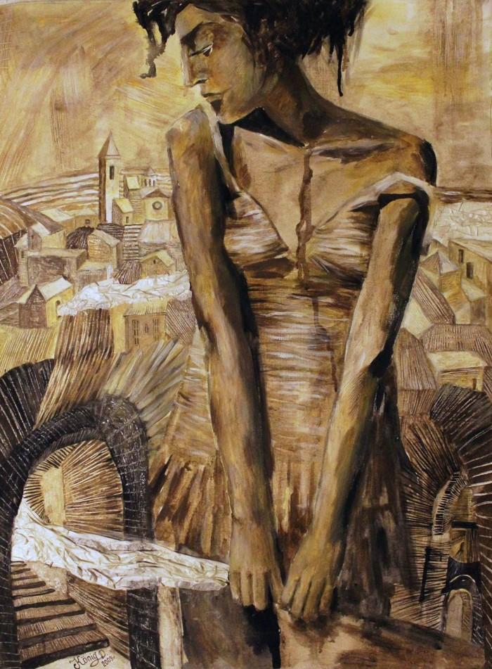 Женщины, города, природа и эмоции