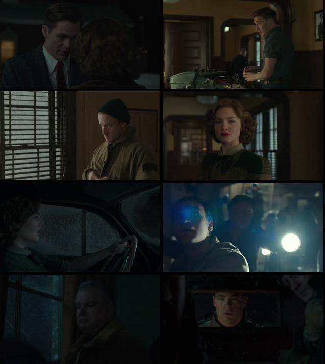 Download The Finest Hours 2016 English 720p WEB-DL 850mb