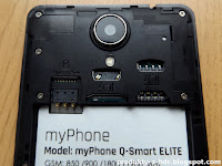 myPhone Q-Smart Elite z Biedronki
