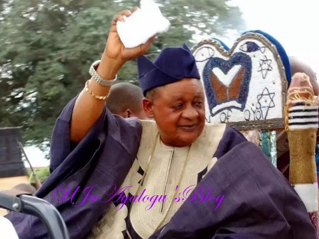 Why Nigeria Has Been Unable To Restructure -Alaafin of Oyo
