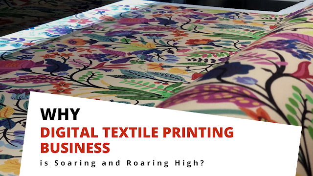 Why Digital textile printing
