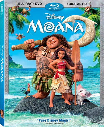 Moana 2016 Dual Audio Hindi 720p BluRay 999mb