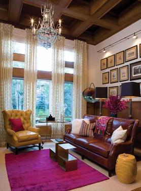 2013 Transitional Living Room Decorating Ideas By Andrea