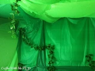 Tablecloth Vines Jungle