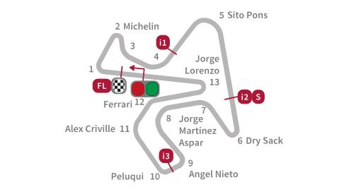 Jadwal MotoGP 2017 Jerez Spanyol Trans7