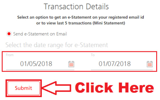 how to get mini statement from kotak mahindra bank