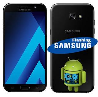 Cara Mudah Flashing Samsung Galaxy A7 SM-A720F Dengan Benar