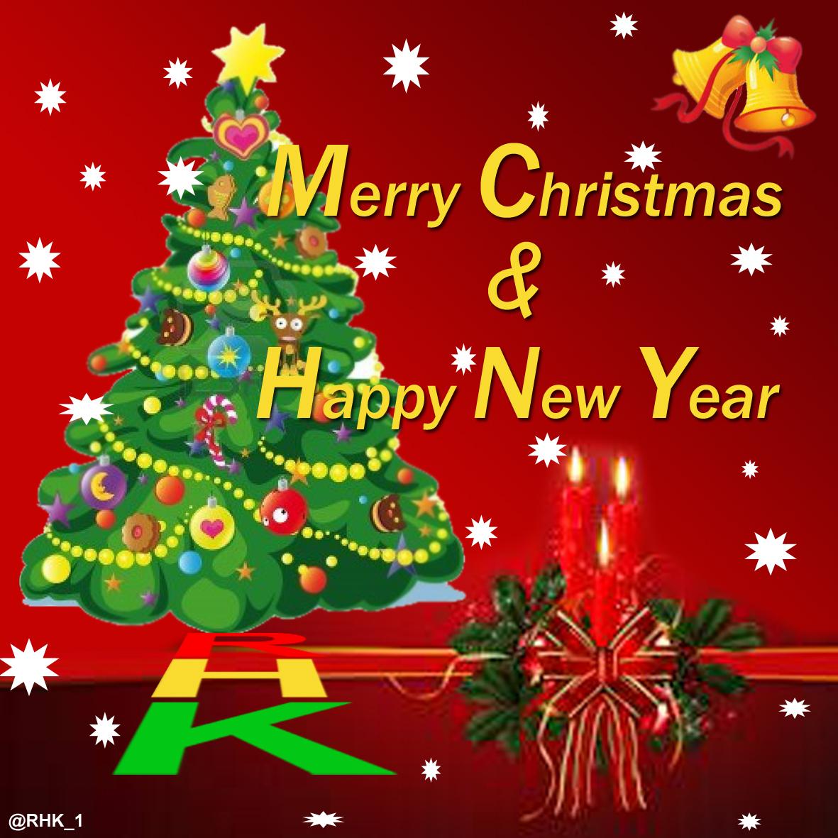 Kumpulan Gambar Dp Bbm Kartu Ucapan Selamat Hari Natal Dan Tahun Baru 2018