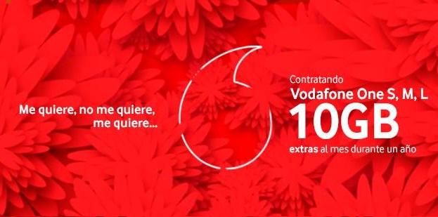 Vodafone 10 GB un año
