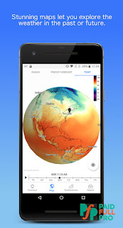 Dark Sky Hyperlocal Weather Premium APK