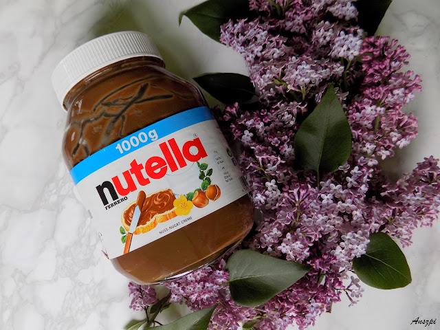 Nutella jako maska do włosów