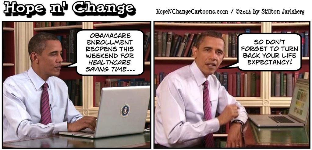 hope n change cartoons spring forward fall on your face