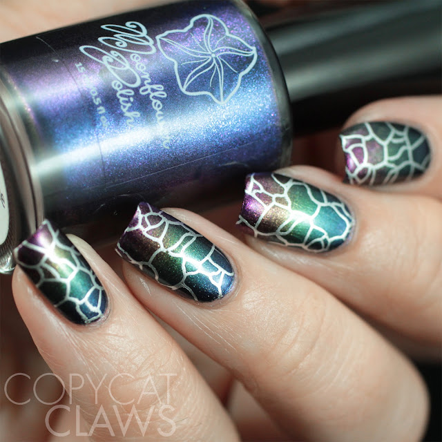 Moonflower Polish Multichrome Stamping Polish