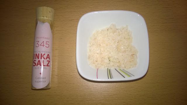 Inka Salz.