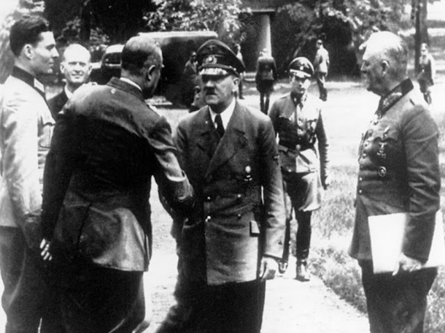 20 July 1944 Bomb plot worldwartwo.filminspector.com Hitler von Stauffenberg
