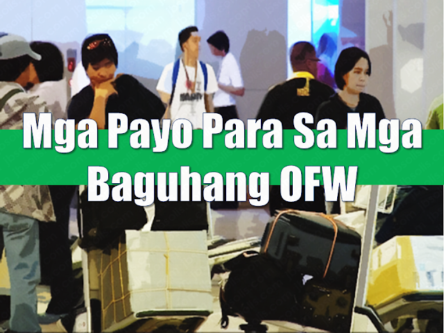 "Thousands of stories of struggles of overseas Filipino workers (OFWs) have been told and re-told. In spite of this, many Filipinos still want to try their luck in a foreign land in search of a better life.  In their home country, having a decent job and adequate earnings is a struggle. Every day you need to think about paying your bills, rents, mortgage, expenditures and basic necessities. How would you survive all of these without even having a decent local job?    Many believe that the grass is always greener on the other side of the lawn but do they know what it takes to be an OFW?  Advertisement         Sponsored Links       You got to be tough An OFW named Aida said that one of the most crucial things an aspiring OFW must have in order to survive life abroad is ""lakas ng loob."" Many aspiring OFWs already know how hard being an overseas worker could be based on countless accounts of OFWs or our 'modern day heroes'. Despite this, they only realize how hard it really is once they take the first step onto foreign soil.  In moments like this, Filipino workers abroad must draw strength from within and remember the very reason they decided to fly overseas to work. Lakasan lang ang loob!   Expectations may be far from reality Carlo is a young OFW who decided to work abroad at the age of 21. Young and fresh out of college, Carlo left the Philippines full of hopes and dreams. It was only after a few years of being abroad that Carlo learned that expectations could be far from reality.  A tip from seasoned OFWs to first-timers: expect to experience failures and hardships. At the same time, expect that some of your expectations will not be met. Many OFWs have a concrete plan before flying abroad but years after stepping foot in their 'second home', many of them feel they are no longer in the path they envisioned themselves in years prior.  Despite this, never give up and never let go of your dreams. Through hard work and dedication, they will eventually come to fruition.  Do not trust anyone too soon Being alone in a foreign land, OFWs try their best to look for people they can trust, people who can become their second family in a foreign land. Word of advice —don't trust too soon.  There will always be people who will take advantage of your naivety no matter where you are. Learn how to trust the right people.  Believe in yourself Jonalyn, a domestic helper, believes many people look down on OFWs. However, she said that being an OFW is both an honor and a responsibility.  For instance, being a domestic helper does not make you less of a person. Your seemingly simple cooking ability as a domestic helper, if done with dedication, could make you a chef.  Do you really want to be an OFW? Think about it thoroughly Marie said choosing to become an OFW is one of the biggest decisions in her life. An aspiring OFW should really think and re-think about deciding to work overseas. One has to deal not only physical burden. Your emotional and mental strength will also be put to the test.  READ MORE: Recruiters With Delisted, Banned, Suspended, Revoked And Cancelled POEA Licenses 2018    List of Philippine Embassies And Consulates Around The World    Classic Room Mates You Probably Living With   Do Not Be Fooled By Your Recruitment Agencies, Know Your  Correct Fees    Remittance Fees To Be Imposed On Kuwait Expats Expected To Bring $230 Million Income    TESDA Provides Training For Returning OFWs   Cash Aid To Be Given To Displaced OFWs From Kuwait—OWWA    Former OFW In Dubai Now Earning P25K A Week From Her Business    Top Search Engines In The Philippines For Finding Jobs Abroad    5 Signs A Person Is Going To Be Poor And 5 Signs You Are Going To Be Rich"