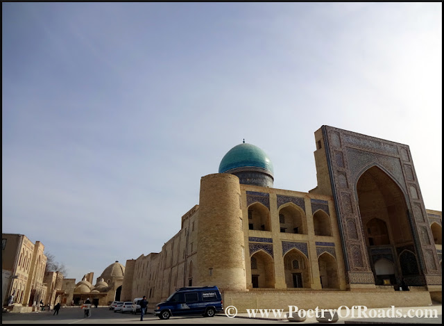 7 reasons for Indian backpackers to visit Uzbekistan