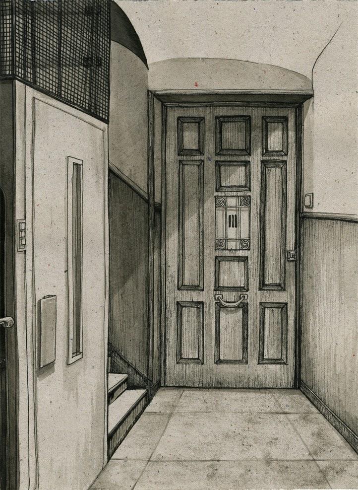 Una casa en la memoria # 1 by Marta Alonso Berná.