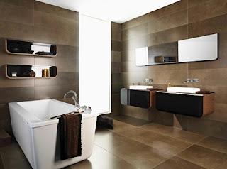 decoración-baño-elegante