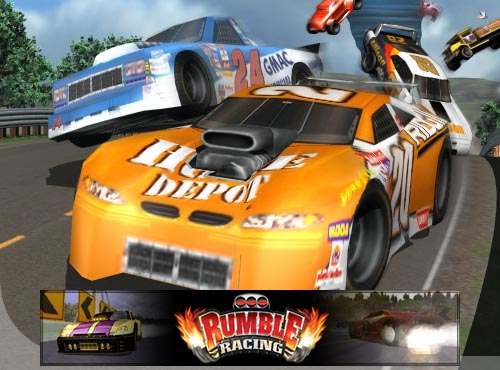 Nascar Rumble For PC - Download Game House Full Version | Free Games Pc 2013 | Adnan Agnesa