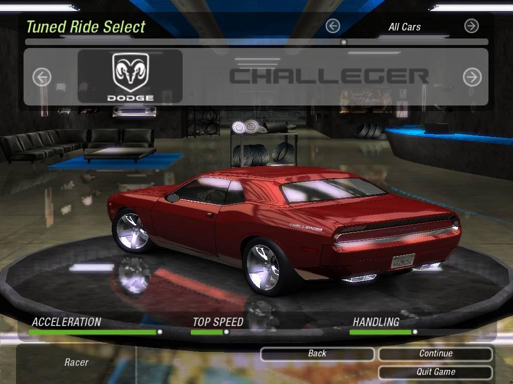 Mod Nfs Underground 2 Car