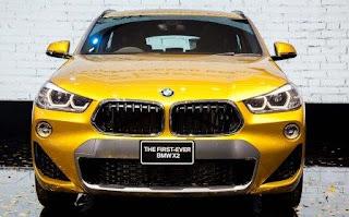 Mặt trước BMW X2