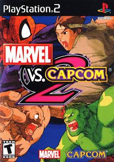 Marvel vs. Capcom 2 [ Ps2 ] { Torrent }