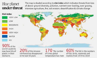 India among nations that face grave danger to soil biodiversity