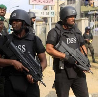 SHOCK As DSS Defies Court Order, Invades Another Justice's House This Morning