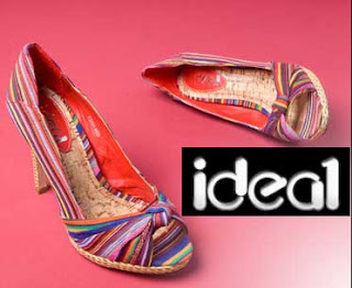 ideal shoes logo