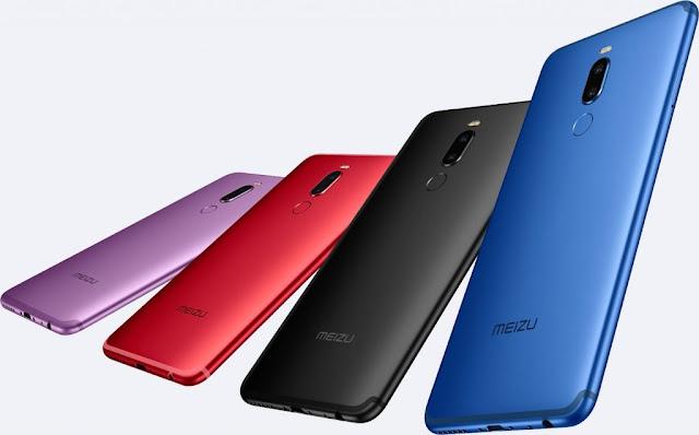Meizu Note 8 Gunakan Prosesor Snapdragon 632 Harga 2 Jutaan