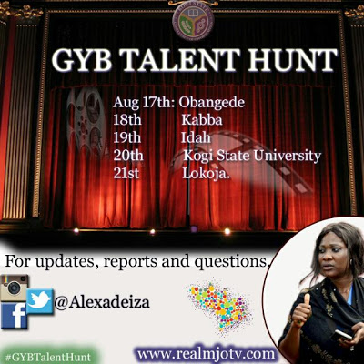 #GYBTalentHunt - 6 Things & Everything You Need To Know (FAQ).