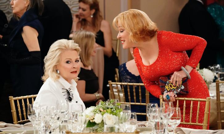 Murphy Brown - Episode 11.07 - A Lifetime of Achievement - Promotional Photos + Press Release