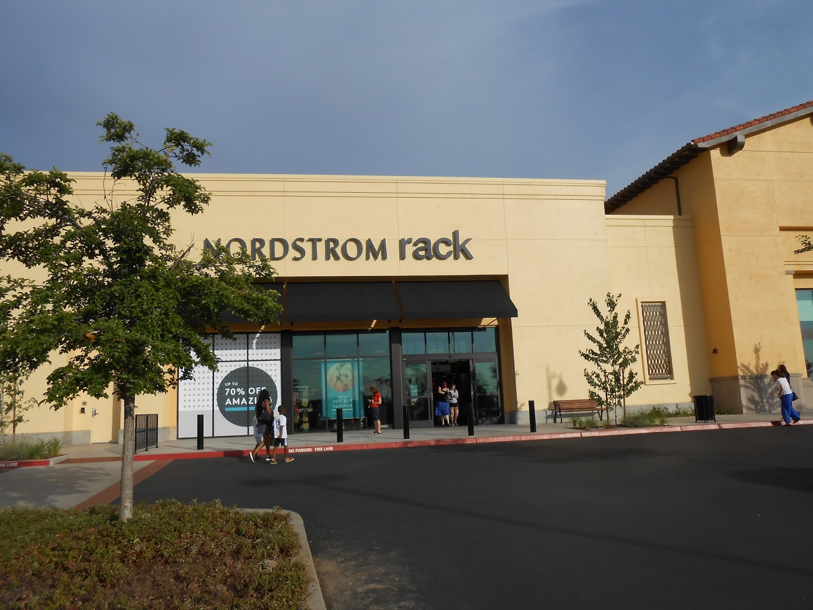 Haydens Business Blog Finding bargains at the Rack in Folsom