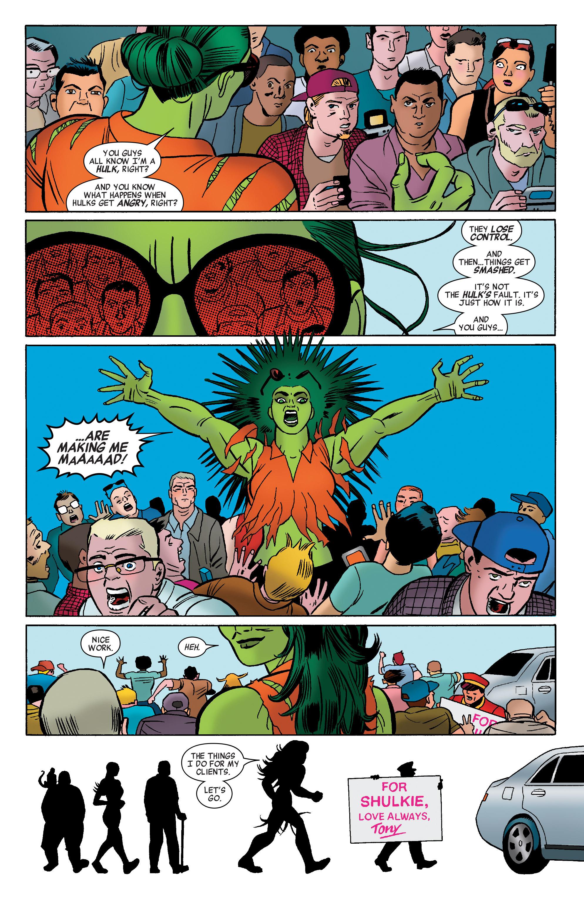 Read online She-Hulk (2014) comic -  Issue #8 - 15