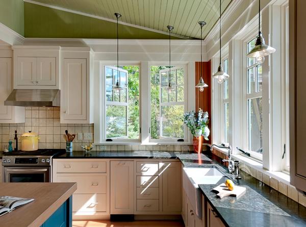 Classy Kitchen Windows Ideas 10