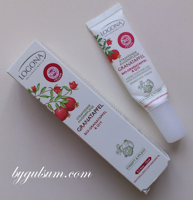 Logona firming eye cream