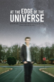 At the Edge of the Universe Cover