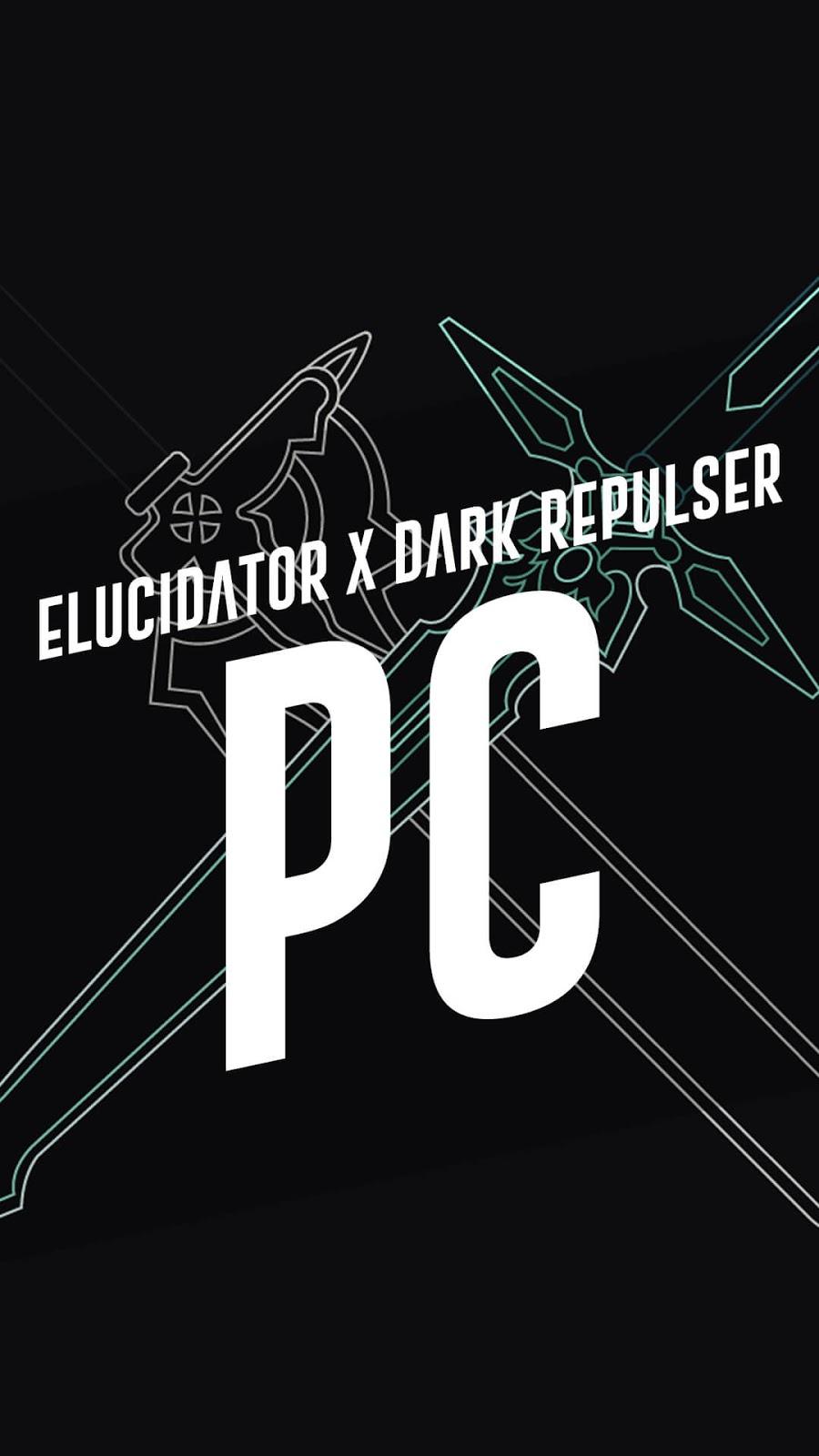PC Elucidator X Dark Repulser